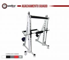 Wettor Fitnesstech Fabricação de Equipamentos para Academias de Ginástica e Musculação - Foto 34