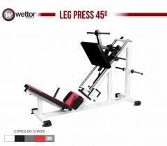 Wettor Fitnesstech Fabricação de Equipamentos para Academias de Ginástica e Musculação - Foto 33