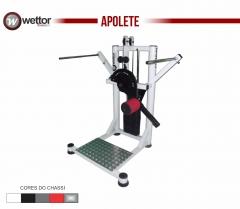 Wettor Fitnesstech Fabricação de Equipamentos para Academias de Ginástica e Musculação - Foto 30