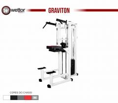 Wettor Fitnesstech Fabricação de Equipamentos para Academias de Ginástica e Musculação - Foto 27
