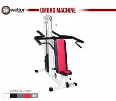 Wettor Fitnesstech Fabricação de Equipamentos para Academias de Ginástica e Musculação - Foto 23