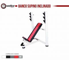 Wettor Fitnesstech Fabricação de Equipamentos para Academias de Ginástica e Musculação - Foto 22
