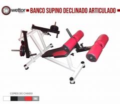 Wettor Fitnesstech Fabricação de Equipamentos para Academias de Ginástica e Musculação - Foto 19