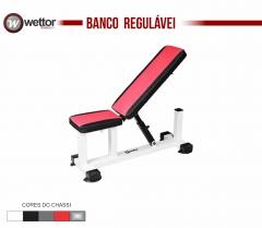 Wettor Fitnesstech Fabricação de Equipamentos para Academias de Ginástica e Musculação - Foto 16
