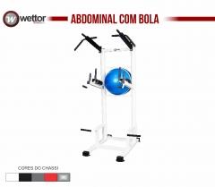 Wettor Fitnesstech Fabricação de Equipamentos para Academias de Ginástica e Musculação - Foto 15