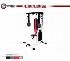 Wettor Fitnesstech Fabricação de Equipamentos para Academias de Ginástica e Musculação - Foto 14