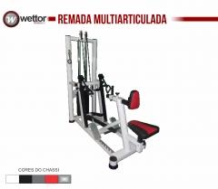 Wettor Fitnesstech Fabricação de Equipamentos para Academias de Ginástica e Musculação - Foto 13