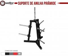 Wettor Fitnesstech Fabricação de Equipamentos para Academias de Ginástica e Musculação - Foto 8
