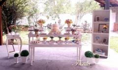 Decoração casamento vintage - floral