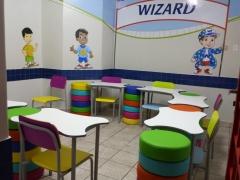 Sala kids & tots . wizard uberlândia aparecida
