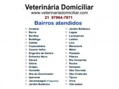Www.veterinariadomiciliar.com - dermatologia veterinaria - atendimento veterinário domiciliar no rio de janeiro - (21) 97964-7871