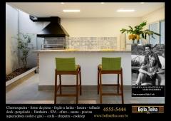 Churrasqueira high tech, churrasqueira e forno de pizza, churrasqueira de alvenaria, churrasqueira com coifa, churrasqueira moderna, churrasqueira de apartamento, na bella telha www.bellatelha.com.br, 11-4555-5444, vc encontra todos os modelos de churrasqueiras para  apartamento, churrasqueira para area de lazer, churrasqueira de predio, fogão a lenha, fogão caipira, forninho a lenha, grill elevação, grill, acessórios para churrasqueira,  churrasqueira de tijolinho, churrasqueira sem fumaça, churrasqueira a gas, churrasqueira eletrica, churrasqueira de embutir, chopeira, projetos de churrasqueiras, lareiras; lareira eletrica, lareira ecologica, lareira a gás com pedras vulcanicas,  telhados, deck, pergolado, banheiras, piscina, saunas, spa, ofurÔ, pressurizador, aquecedor. este projeto é dos arquitetos ana spagnuolo e marcos ribeiro  em parceria com a bella telha
