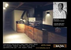 Churrasqueira high tech, churrasqueira e forno de pizza, churrasqueira de alvenaria, churrasqueira com coifa, churrasqueira moderna, churrasqueira de apartamento, na bella telha www.bellatelha.com.br, 11-4555-5444, vc encontra todos os modelos de churrasqueiras para  apartamento, churrasqueira para area de lazer, churrasqueira de predio, fogão a lenha, fogão caipira, forninho a lenha, grill elevação, grill, acessórios para churrasqueira,  churrasqueira de tijolinho, churrasqueira sem fumaça, churrasqueira a gas, churrasqueira eletrica, churrasqueira de embutir, chopeira, projetos de churrasqueiras, lareiras; lareira eletrica, lareira ecologica, lareira a gás com pedras vulcanicas,  telhados, deck, pergolado, banheiras, piscina, saunas, spa, ofurÔ, pressurizador, aquecedor. este projeto é da arquiteto anderson tiezzi em parceria com a bella telha