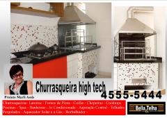 Churrasqueira high tech, churrasqueira e forno de pizza, churrasqueira de alvenaria, churrasqueira com coifa, churrasqueira moderna, churrasqueira de apartamento, na bella telha www.bellatelha.com.br, 11-4555-5444, vc encontra todos os modelos de churrasqueiras para  apartamento, churrasqueira para area de lazer, churrasqueira de predio, fogão a lenha, fogão caipira, forninho a lenha, grill elevação, grill, acessórios para churrasqueira,  churrasqueira de tijolinho, churrasqueira sem fumaça, churrasqueira a gas, churrasqueira eletrica, churrasqueira de embutir, chopeira, projetos de churrasqueiras, lareiras; lareira eletrica, lareira ecologica, lareira a gás com pedras vulcanicas,  telhados, deck, pergolado, banheiras, piscina, saunas, spa, ofurÔ, pressurizador, aquecedor. este projeto é da arquiteta marli assis  em parceria com a bella telha