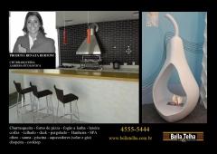 Churrasqueira high tech, churrasqueira e forno de pizza, churrasqueira de alvenaria, churrasqueira com coifa, churrasqueira moderna, churrasqueira de apartamento, na bella telha www.bellatelha.com.br, 11-4555-5444, vc encontra todos os modelos de churrasqueiras para  apartamento, churrasqueira para area de lazer, churrasqueira de predio, fogão a lenha, fogão caipira, forninho a lenha, grill elevação, grill, acessórios para churrasqueira,  churrasqueira de tijolinho, churrasqueira sem fumaça, churrasqueira a gas, churrasqueira eletrica, churrasqueira de embutir, chopeira, projetos de churrasqueiras, lareiras; lareira eletrica, lareira ecologica, lareira a gás com pedras vulcanicas,  telhados, deck, pergolado, banheiras, piscina, saunas, spa, ofurÔ, pressurizador, aquecedor. este projeto é da arquiteta renata bertoni  em parceria com a bella telha