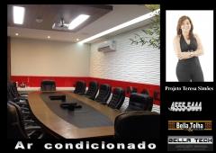 Ar condicionado, projeto de ar condicionado, instalaÇÃo e venda de ar condicionado. este projeto é da arquiteta teresa simÕes em parceria com a bella telha www.bellatelha.com.br 11-4555-5444