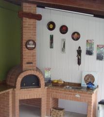 Forno igloo, forno iglu, forno de pizza, forno para pizzaria, churrasqueira de alvenaria, churrasqueira de tijolinho, churrasqueira com fogão a lenha e forno de pizza. bella telha 11-4555-5444 www.bellatelha.com.br