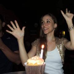 Cupcakes no seu aniversário!