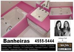 Banheira, banheira para menina, banheira de hidromassagem, spas, ofuro, hidromassagem, banheira com instalação, banheira preço, banheira em sp é na bella telha www.bellatelha.com.br 11-4555-5444