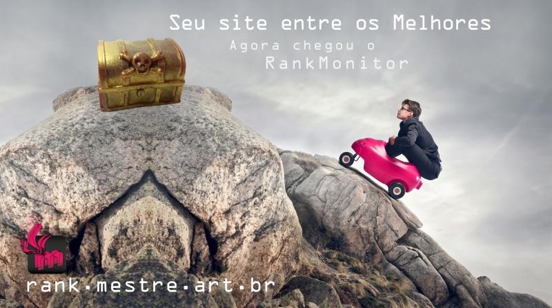 The Rank Monitor, Ferramenta de SEO proprietária da Mestre Search