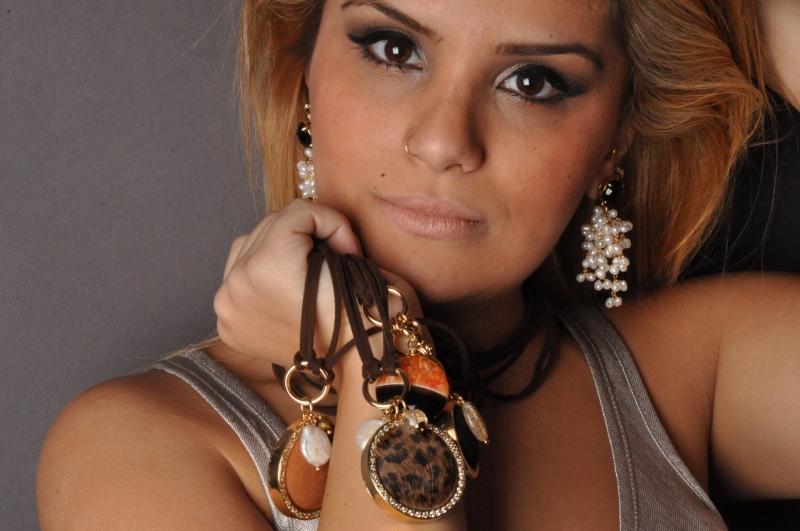 Angelica Dias Semi Joias