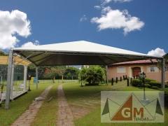 Gm tendas - venda e loca��o de tendas e galp�es - eventos e armazenagens
