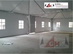 Gm tendas - venda e locação de tendas e galpões - eventos e armazenagens