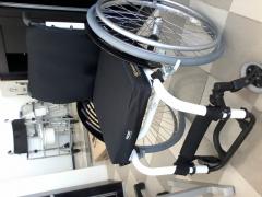 Cadeira de alumínio monobloco f-sky