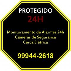 Alarmes . cerca eletrica . cameras de seguranca