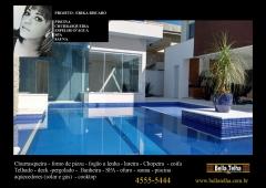 Spa, spa em fibra, spa em acrilico, ofuro, piscina bella telha 11-4555-5444