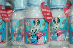 Cheirinho de bebê - opção de hidratante, sabonete líquido e álcool gel - r$ 2,10 no celofane e r$ 2,60 na organza