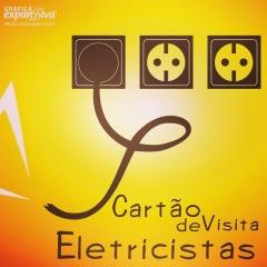 Super criativos para eletricistas >  www.expanssiva.com.br/cartoes-eletricistas