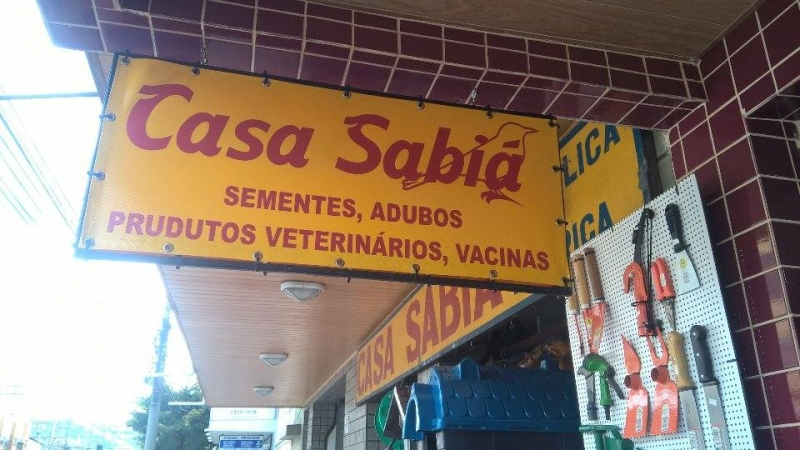 Casa Sabiá de Nova Friburgo - Agropecuária/Pet Shop