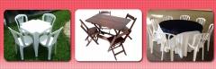 Teleporto aluguel de mesas e cadeiras - foto 1