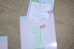 Convites e envelopes 100% personalizados