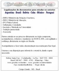 Medicina sem vestibular - www.geocities.ws/universidades