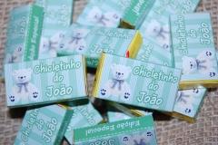 Guloseimas personalizadas - bis, baton, tic-tac, pastilhas garoto, saquinhos de goma e etc