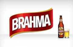 Imagem da cerveja brahma