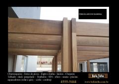 Pergolado, deck, gazebo, telhado, churrasqueira, lareira, banheira, sauna