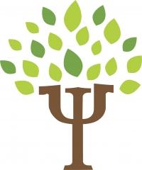 Logotipo de lizia barcellos - facilitando pessoas
