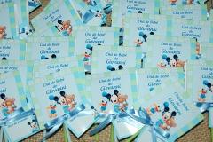 Pirulitos e mini pirulitos para convites e lembrancinhas