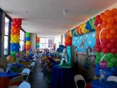 Tema toy story #mariafumacafestas - www.mariafumacafestas.com.br