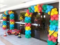 #mariafumacafestas - locações temáticas, serviços de decoração com balões de látex, velinhas personalizadas, lembrancinhas de mesa. estamos neste segmento desde 1983.