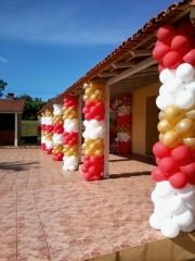 #mariafumacafestas - loca��es tem�ticas, servi�os de decora��o com bal�es de l�tex, velinhas personalizadas, lembrancinhas de mesa. estamos neste segmento desde 1983.