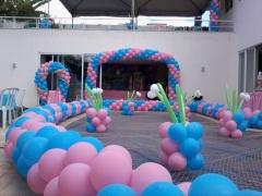 #mariafumacafestas - locações temáticas, serviços de decoração com balões de látex, velinhas personalizadas, lembrancinhas de mesa. veja mais fotos e detalhes também no facebook - www.facebook.com/mariafumacafestas/