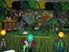 Tema ben 10 - na #mariafumacafestas voc� encontra o melhor para fazer a decora��o do seu evento infantil como: loca��o de temas e motivos tem�ticos infantis para meninas e meninos, lembrancinhas, centrinhos e enfeites infantis in�ditos exclusivos, velinhas personalizadas, piruliteiros tem�ticos, pain�is decorativos, dicas legais p/ ajudar fazer sua festa de anivers�rio infantil. links e refer�ncias para: mesas e temas de festa, festa anivers�rio infantil, lojas e casas de anivers�rio infantil, decora��es mesa tema, temas de anivers�rio de crian�a, mesas tem�ticas desenvolvidas por equipe pr�pria, decora��o de anivers�rio infantil e aluguel de temas como: princesas, minions, frozen, jolie, mickey ou minnie, bailarinas, monster high, carros (mcqueen), gatinha marie, patat�-patat�, cinderela, safari, primavera, galinha pintadinha e outros motivos. fazemos indica��o de casas especializadas em buffet infantil, temas 1 aninho - meninas; temas 1 aninho meninos, temas femininos, temas masculinos, temas mais procurados, personaliza��o de brindes p/ festas e decora��o infantil, convites personalizados de acordo com o tema da sua festa.