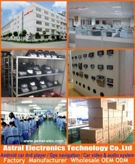 Kit Dvd GPS Multim�dia China F�brica Astral Electronics Technology Co.,Ltd