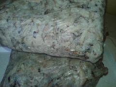 Embalagem de carne congelaada