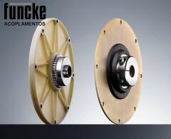 Acoplamento ktr fle-pa - acoplamento motor de combustão