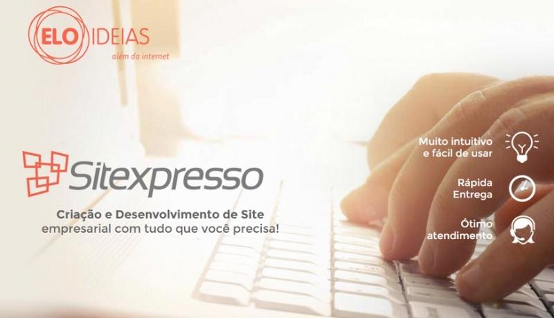 Sitexpresso, criação de site para empresa